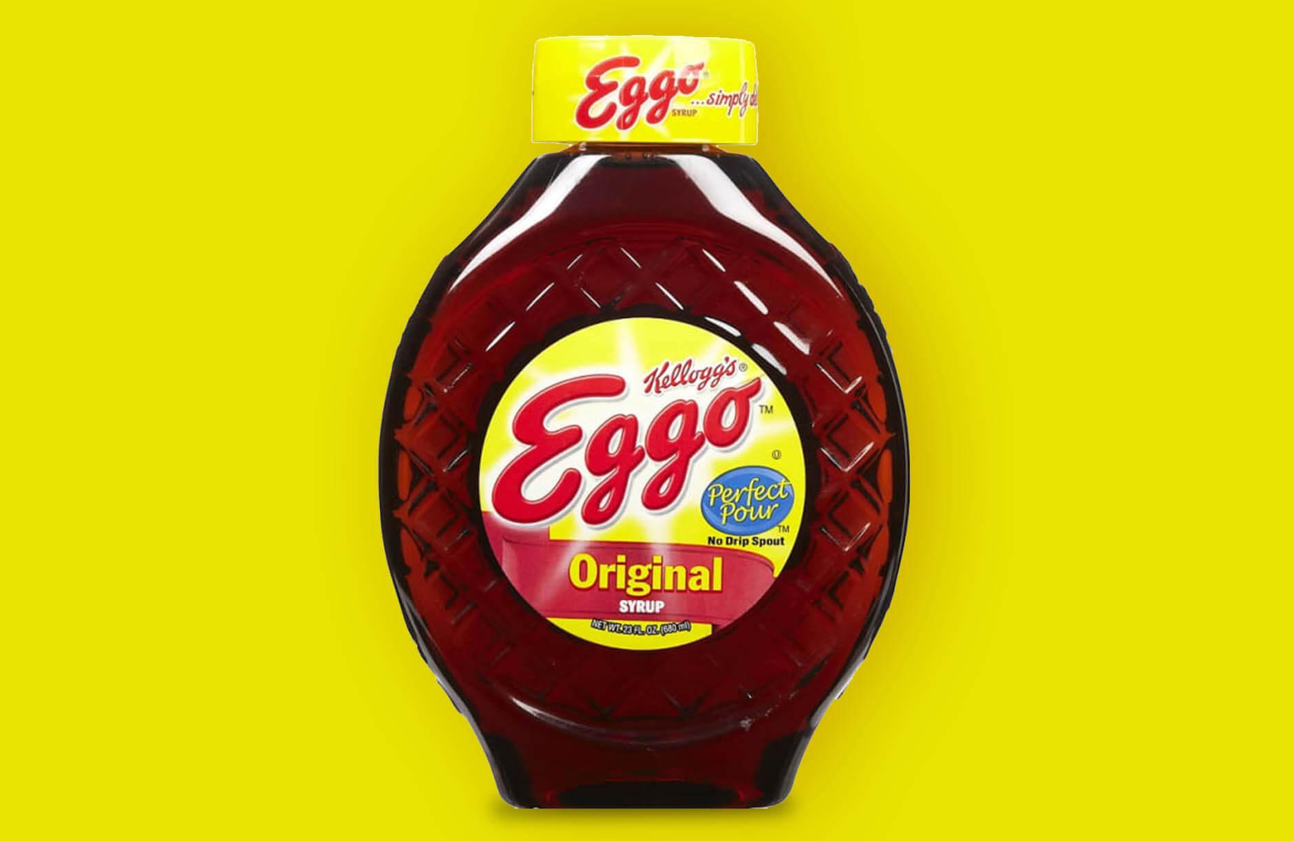 Kellogg's Syrup