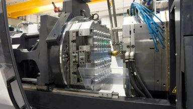 FTR Injection Molding machine image