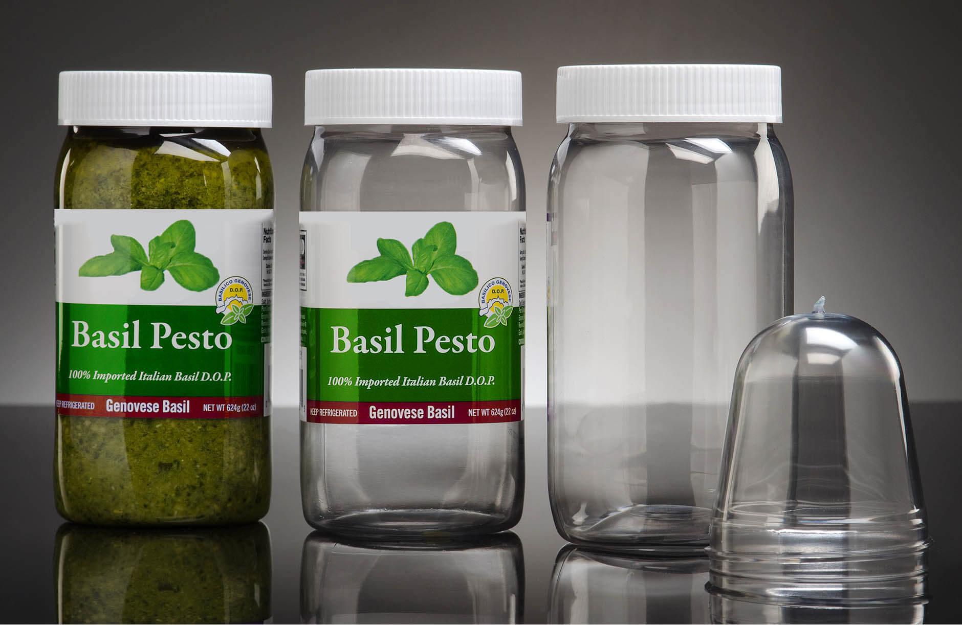 Pesto Sauce Jar